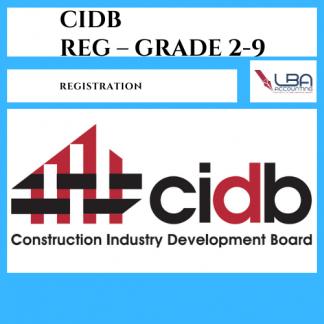 LBA CIDB GRADE 2 - 9