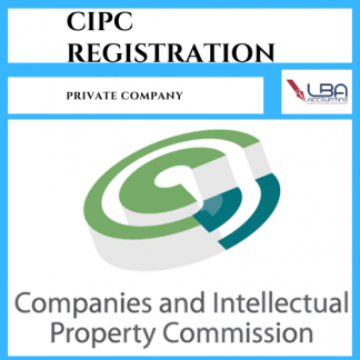 LBA CIPC Company registration