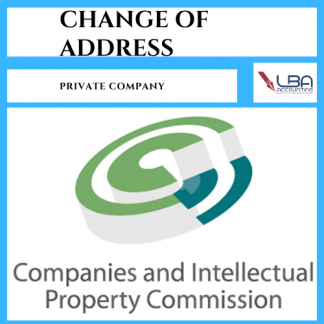 LBA Change of Address