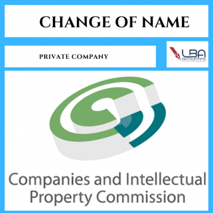 LBA Change of Name