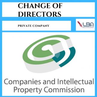 LBA Change of Directors