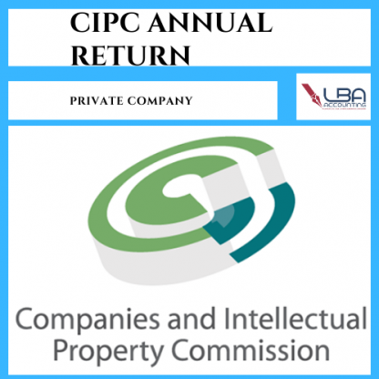 LBA CIPC Annual Return