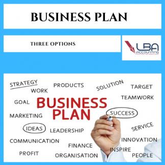 LBA Business Plan